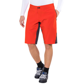 Fox Downpour Shorts Men red/black
